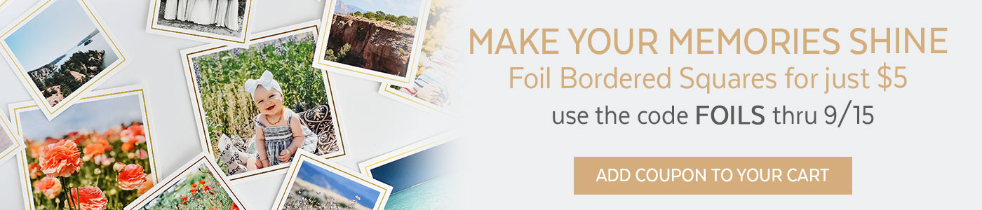 Foil Print Sale