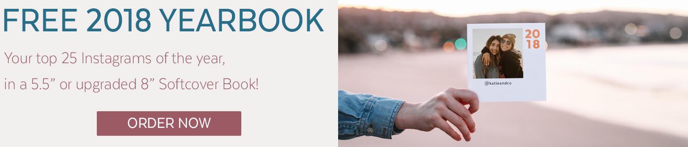 Instagram Yearbook
