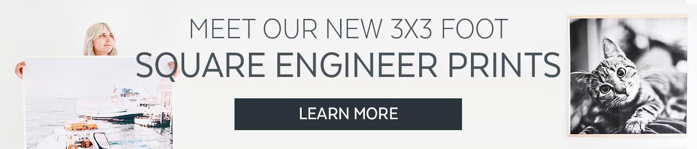 Square Engineer Print